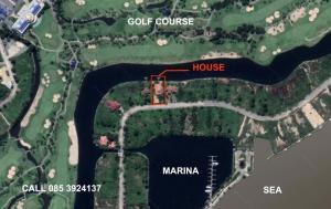ขายบ้านฉะเชิงเทรา : ขายบ้านเดี่ยวหลังใหญ่ บนพื้นที่ 393 ตรว. 4ห้องนอน 3ห้องน้ำ ติดทะเลสาบ ในสนามกอล์ฟ รอยัล เลคไซด์ กอล์ฟคลับ บางปะกง เพียง 5.9 ล้านบาทเท่านั้น