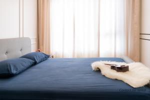 For RentCondoRama9, RCA, Petchaburi : ⭐️ Life Asoke for rent, Scandinavian room, very beautiful