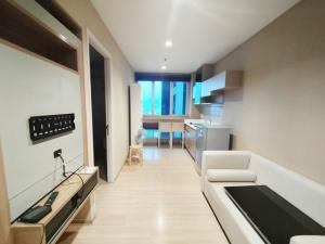 For SaleCondoSapankwai,Jatujak : Condo for sale Rhythm Phahol-Ari (Rhythm Phahol-Ari), size 36 sqm., 44th floor, price 3.7 million, selling below the appraised value, near bts Ari Saphan Khwai, beautiful room