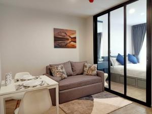 เช่าคอนโดอ่อนนุช อุดมสุข : 🔥🔥Hot Deal!🔥🔥ให้เช่า!! Regent home 97/1, 28 ตรม.,ชั้น 6, 1ห้องนอน 1ห้องน้ำ (BTS บางจาก)[Code:A287]