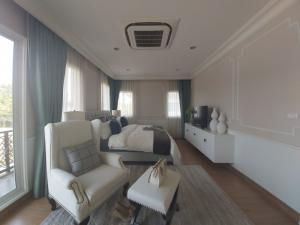 For SaleHouseNawamin, Ramindra : Single house for sale, fully furnished, ready to move in