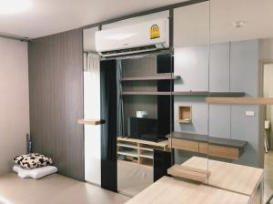 For RentCondoOnnut, Udomsuk : 🔥🔥Hot Deal!🔥🔥 For rent Elio Del Ray Sukhumvit 64, 34 sq m. 6th floor, 1bedroom, pool view, BTS Punnawithi[Code:A290]