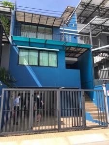 เช่าทาวน์เฮ้าส์/ทาวน์โฮมลาดพร้าว71 โชคชัย4 : RT550 ทาวน์โฮม3ชั้น เล่นระดับ ขนาดใหญ่ 6 ห้องนอน 5ห้องน้ำ ซอยลาดพร้าว41 (ภาวนา) แยก 6-9