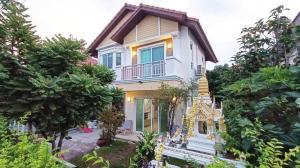 For SaleHouseSamrong, Samut Prakan : House for sale Sirin House Bangna