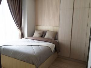 For RentCondoRatchathewi,Phayathai : For rent, luxury condo, Condo Maestro 12, near BTS 270 m. from BTS Ratchathewi, size 28 sq.m., ready to move in, very beautiful room, good location, near Chula, Siam