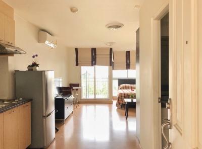 For RentCondoSukhumvit, Asoke, Thonglor : Plus 38 Condo fully furnished + City view (near BTS Thonglor, Trinity International School)