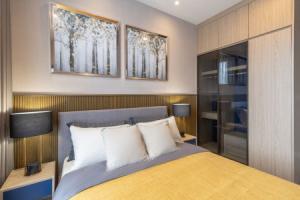 For RentCondoSukhumvit, Asoke, Thonglor : Condo for rent, XT Ekkamai, 31 sqm., beautiful decoration, fully furnished, ready to move in K1951