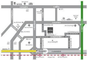 For SaleTownhousePattanakan, Srinakarin : 3-storey townhome, Town Avenue Village, Rama 9 - Srinakarin, decorated, ready to move in.