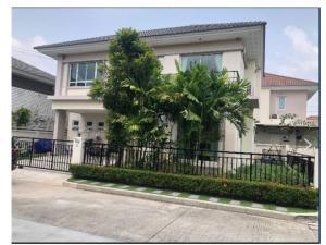 For RentHouseRamkhamhaeng Nida, Seri Thai : house for rent at Life Bangkok Boulevard Village. Wongwaen-Rama 9 AOL-F81-210604107