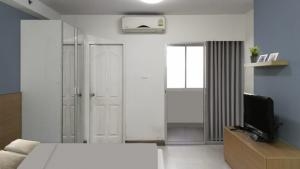 For SaleCondoRattanathibet, Sanambinna : Condo for sale, City Home Rattanathibet, 8th floor, near Central Rattanathibet.