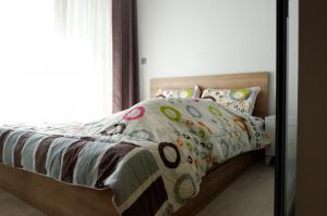 เช่าคอนโดสุขุมวิท อโศก ทองหล่อ : คอนโดให้เช่า เอ็ม ทองหล่อ 10  ซอย เอกมัย 12  คลองตันเหนือ วัฒนา 1 ห้องนอน พร้อมอยู่ ราคาถูก
