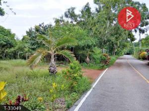 ขายที่ดินจันทบุรี : ขายที่ดินเปล่า ซ.สุขทุกวัน 4 ใกล้ถนนพระยาตรัง จันทบุรี