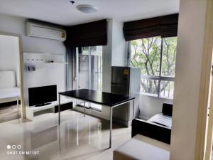 For SaleCondoWongwianyai, Charoennakor : W0153# Condo for sale D Burapran Nok (D BURA Pran nok), size 55 sq.m., 3rd floor, Building B