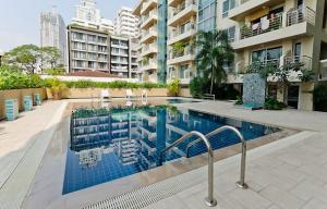 For SaleCondoSukhumvit, Asoke, Thonglor : 2 bedrooms, cheapest price in the building, size 80 sq m, Serene place condo