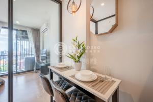 For RentCondoSukhumvit, Asoke, Thonglor : 🔥HOT DEAL Rent-New 1 ฺBedroom-Nice view-Pet friendly 🐶 🐱🔥 at Maru Ekkamai #PN-00003625