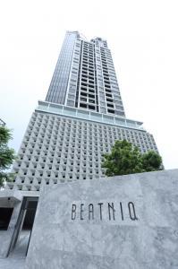 For SaleCondoSukhumvit, Asoke, Thonglor : BEATNIQ, size 54.39 sqm., 1 bedroom, city view, Sukhumvit view, ready to move in