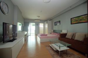 For RentCondoRama9, RCA, Petchaburi : Condo for rent, Supalai Park Asoke Ratchada, 20th floor, size 33 sqm, 10,500฿