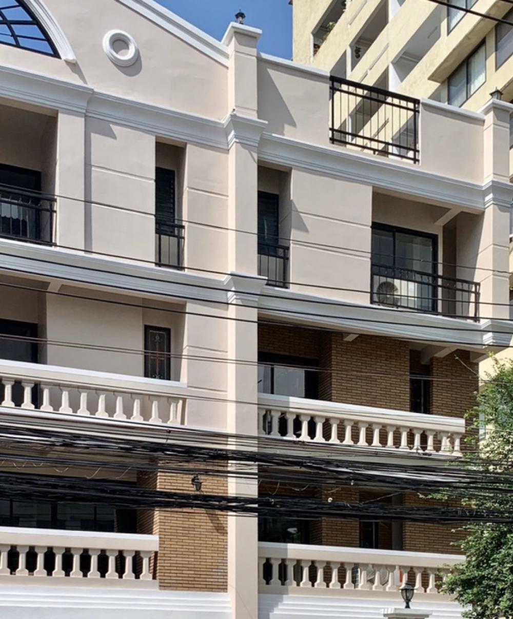 For RentRetailNana, North Nana,Sukhumvit13, Soi Nana : For rent building / commercial building BTS Nana Sukhumvit 4