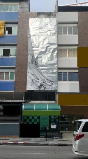เช่าตึกแถว อาคารพาณิชย์นานา : ปล่อยเช่าอาคารพาณิชย์ ติดถนนสุขุมวิท BTS นานา
