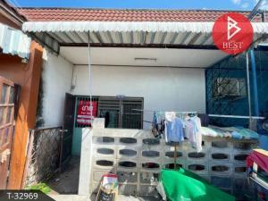 For SaleTownhouseSamrong, Samut Prakan : Townhouse for sale in Petch Ngam, Phraeksa, Thai Ban, Samut Prakan.
