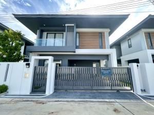 For SaleHousePattaya, Bangsaen, Chonburi : Single house, Pattaya, fully furnished, ready to move in