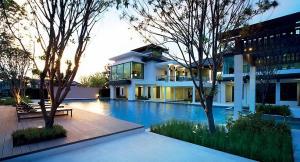 For RentHousePattanakan, Srinakarin : For rent Baan Manthana Rama 9 - Srinakarin * Very new house, recently renovated, May 2021