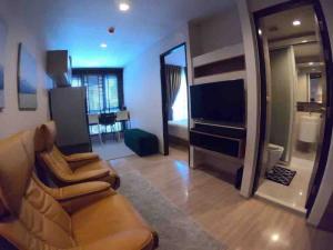 For RentCondoSathorn, Narathiwat : Condo for rent RHYTHM Sathorn 1 bedroom 1 bathroom 35 sq.m. Floor 28