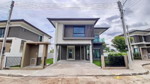 ขายบ้านเชียงใหม่ : CSP100369 บ้านใหม่แกะกล่อง บ้านเดี่ยวสองชั้น 3 ห้องนอน 3 ห้องน้ำ พื้นที่ 64 ตร.ว.