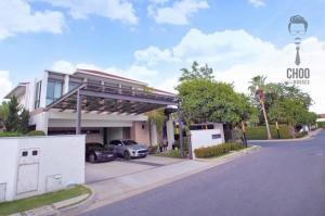 For SaleHousePinklao, Charansanitwong : Single house for sale 141 sq m Ladawan Ratchaphruek-Pinklao LADAWAN RATCHAPHRUEK-PINKLAO