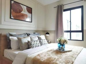 For SaleCondoRatchadapisek, Huaikwang, Suttisan : Condo for sale, 624, Lat Phrao, 2 bedrooms, only 2.99 million.