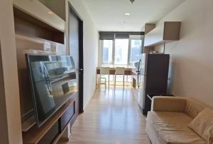 For RentCondoSathorn, Narathiwat : Ready to move! Condo for rent RHYTHM Sathorn 1 bedroom 1 bathroom 35 sq.m. Floor 19 East Facing
