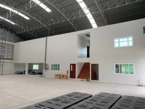 เช่าโกดังนครปฐม พุทธมณฑล ศาลายา : For Rent ให้เช่าโกดัง โรงงาน สร้างใหม่ พุทธมณฑลสาย 5 ทำเลดีมาก ตรงข้าม Central ศาลายา พื้นที่ดิน 330 ตารางวา พื้นที่โกดัง 600 ตารางเมตร รถเทรลเลอร์เข้าออกได้