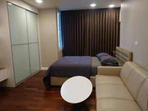For RentCondoSamrong, Samut Prakan : Room for rent in The Metropolis Samrong (BTS Samrong Station) (SA-01)