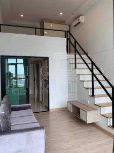 For RentCondoRattanathibet, Sanambinna : For Rent KnightsBridge Duplex Tiwanon (29 sqm.)