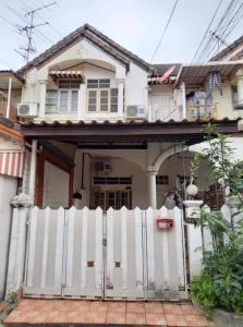 For SaleTownhouseKaset Nawamin,Ladplakao : Selling very cheap, 3-storey house, Phraya Suren 42