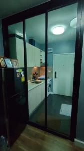 For SaleCondoOnnut, Udomsuk : Sell very cheap condo a spaecd me 77 no block view