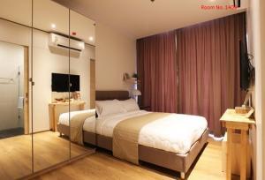For RentCondoSukhumvit, Asoke, Thonglor : Room for rent in Park 24 (BTS Phromphong Station) (SA-01)