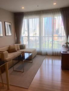 For RentCondoSathorn, Narathiwat : Condo for rent RHYTHM Sathorn 1 bedroom 1 bathroom 50 sq.m. Floor 11