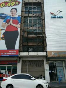 For RentShophouseRathburana, Suksawat : Commercial building for rent, 21 sq.wa., 4 floors, 2 bathrooms, Sukniwet 3- ER-210016.