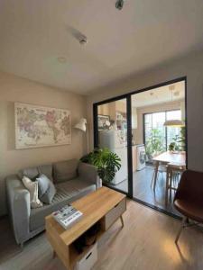 For RentCondoBangna, Bearing, Lasalle : Condo for rent IDEO O2 1 bedroom 1 bathroom 33 sq.m. Floor 8