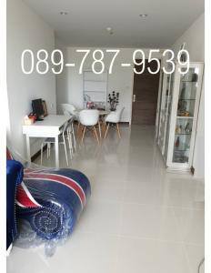 For SaleCondoRama3 (Riverside),Satupadit : Condo for sale, Supalai Prima Riva Rama 3 , size 63 sq.m. , ready to move in, fully furnished, near Bangkok Bank