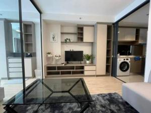For RentCondoWongwianyai, Charoennakor : 💕 Condo for rent Ideo Sathorn-Wongwian Yai, beautiful room, size 36 sq.m., near BTS Wongwian Yai, ready to move in.