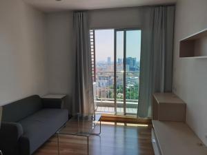 For RentCondoOnnut, Udomsuk : For rent, Centric Scene Sukhumvit 64, city view + pool.