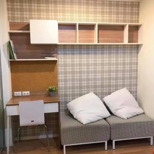 For SaleCondoBangna, Lasalle, Bearing : For sale, corner room, Lumpini Condo, Mega City, Bangna, 27 sqm., 1 bedroom, 28th floor, ready to sell immediately, Phat. 093-5462979