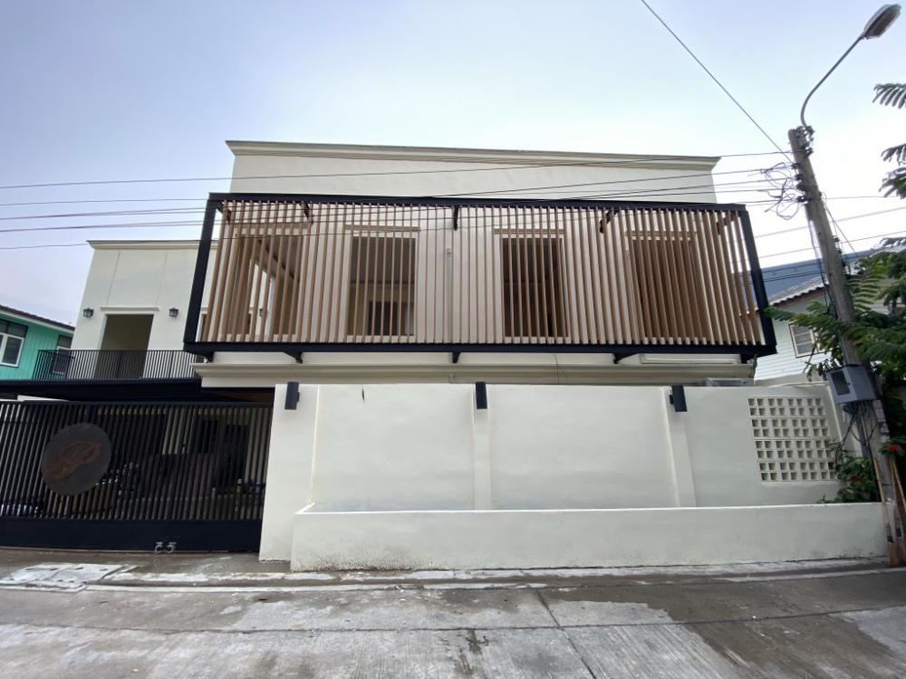 ขายบ้านลาดพร้าว71 โชคชัย4 : ขายด่วน ราคาโควิด 10.99 ล้าน 🔥