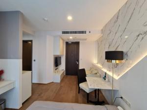 ขายคอนโดสยาม จุฬา สามย่าน : ห้องสวยแต่ครบ  6.19 M.  Ashton Chula- silom #ขายขาดทุน # MRTสามย่าน #จุฬา