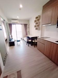 For RentCondoPinklao, Charansanitwong : For rent, luxury condo, next to MRT Bang Yi Khan, The Parkland Charan-Pinklao, new room, 30 sq.m., 15th floor, Building C, for rent 12,000.- baht/month