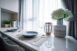 For RentCondoWitthayu,Ploenchit  ,Langsuan : Rental : Life One Wireless , 1 Bed 1Bath , 28 sqm  🔥🔥Rental Price: 16,000 THB / Month 🔥🔥  ( negotiated )