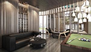 ขายคอนโดสะพานควาย จตุจักร : ขายคอนโด เดอะไลน์ จตุจักรพหลโยธิน The line MRT ท็อปวิว ชั้น 37 เฟอร์ครบ ผ่อนตรงเจ้าของได้