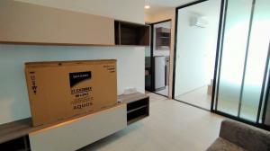For RentCondoVipawadee, Don Mueang, Lak Si : Condo for rent Knightsbridge Phaholyothin Interchange New room, unpacked, size 29 sq.m., 12th floor